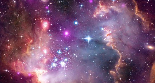 A new universe