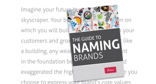 The Guide To Naming Brands